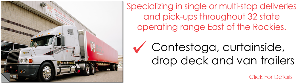 Trucking, transportation and warehousing Grand Rapids west